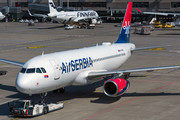 Airbus A320-232 - YU-APG operated by Air Serbia