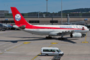 Airbus A330-243 - B-6518 operated by Sichuan Airlines