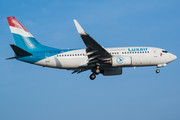 Boeing 737-700 - LX-LBT operated by Luxair