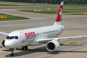 Airbus A220-300 - HB-JCQ operated by Swiss International Air Lines