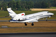 Dassault Falcon 900EX - OE-IDM operated by Red Bull Racing Team