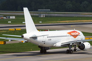 Airbus A319-111 - G-EZEN operated by easyJet