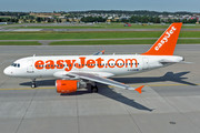 Airbus A319-111 - G-EZNM operated by easyJet