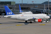 Airbus A319-132 - OY-KBT operated by Scandinavian Airlines (SAS)