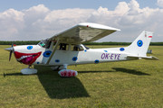 Cessna 172S Skyhawk SP - OK-EYE operated by Flying Academy