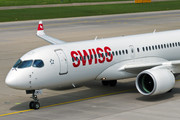 Bombardier BD-500-1A11 C Series CS300 - HB-JCB operated by Swiss International Air Lines