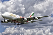 Airbus A380-861 - A6-EEB operated by Emirates