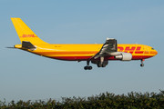 Airbus A300F4-622R - D-AEAP operated by DHL (European Air Transport)