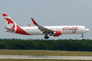 Boeing 767-300 - C-FIYE operated by Air Canada Rouge