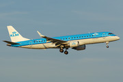 Embraer E190STD (ERJ-190-100STD) - PH-EXC operated by KLM Cityhopper