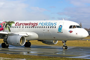 Airbus A320-214 - OE-IQD operated by Eurowings