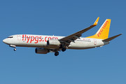 Boeing 737-800 - TC-CPP operated by Pegasus Airlines