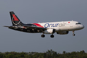 Airbus A320-232 - TC-ODD operated by Onur Air