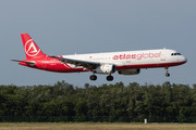 Airbus A321-231 - TC-ETV operated by Atlasglobal