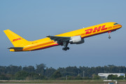Boeing 757-200PCF - D-ALEN operated by DHL (European Air Transport)