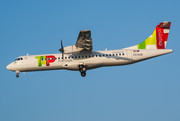 ATR 72-600 - CS-DJD operated by TAP Express