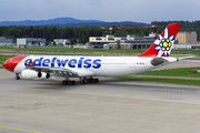 Airbus A340-313 - HB-JMF operated by Edelweiss Air