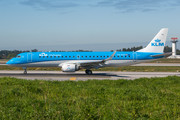Embraer E190STD (ERJ-190-100STD) - PH-EZP operated by KLM Cityhopper