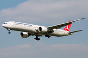 Boeing 777-300ER - TC-JJK operated by Turkish Airlines