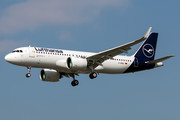 Airbus A320-271N - D-AINU operated by Lufthansa