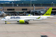 Airbus A220-300 - YL-AAQ operated by Air Baltic