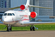 Dassault Falcon 7X - HB-JOB operated by Cat Aviation