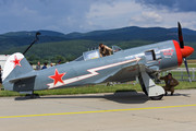 Yakovlev Yak-11-R-2000 - SP-YAQ operated by Private operator