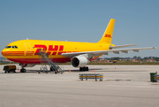 Airbus A300B4-622RF - D-AEAQ operated by DHL (European Air Transport)
