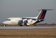 British Aerospace Avro RJ85 - OO-DJV operated by Brussels Airlines