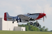 North American P-51D Mustang - N10601 operated by Commemorative Air Force