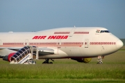 Boeing 747-400 - VT-ESP operated by Air India