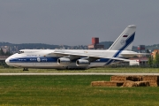 Antonov An-124-100 Ruslan - RA-82047 operated by Volga Dnepr Airlines