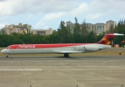 McDonnell Douglas MD-83 - EI-CFZ operated by Avianca