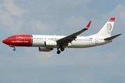 Boeing 737-800 - EI-FHE operated by Norwegian Air International