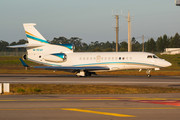 Dassault Falcon 7X - M-RFAP operated by Private operator