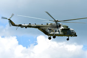 Mil Mi-171Sh - 9837 operated by Vzdušné síly AČR (Czech Air Force)