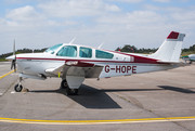 Beechcraft F33A Bonanza - G-HOPE operated by Private operator