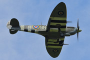 Supermarine Spitfire LF Mk.XVIe - G-MXVI operated by Private operator