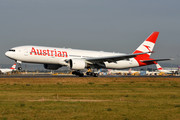 Boeing 777-200ER - OE-LPA operated by Austrian Airlines