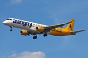 Embraer E195STD (ERJ-190-200STD) - G-NSEY operated by Aurigny Air Services