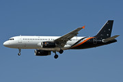 Airbus A320-233 - G-POWK operated by Titan Airways