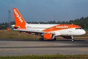 Airbus A319-111 - HB-JYL operated by easyJet Switzerland
