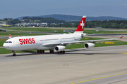 Airbus A340-313 - HB-JMI operated by Swiss International Air Lines