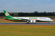 Boeing 787-9 Dreamliner - B-17883 operated by EVA Air