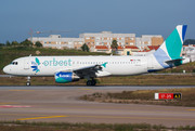 Airbus A320-214 - CS-TRL operated by Orbest