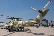 Mil Mi-24D - 109 operated by Magyar Légierő (Hungarian Air Force)