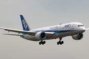 Boeing 787-9 Dreamliner - JA872A operated by All Nippon Airways (ANA)