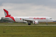 Airbus A320-214 - CN-NMG operated by Air Arabia Maroc