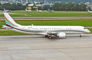Embraer Lineage 1000 (ERJ-190-100ECJ) - OO-NGI operated by Flying Service