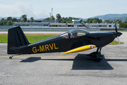 Van`s Aircraft RV-7 - G-MRVL operated by Private operator